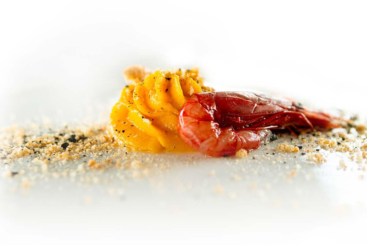 Piatti di pesce ristorante Dime Bistrot Marghera
