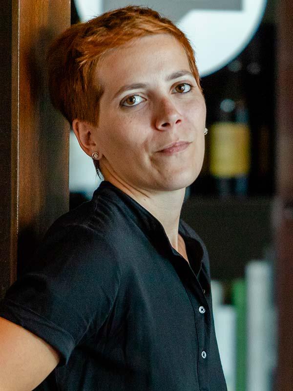 Marta Fasolo responsabile di sala Dime Bistrot Marghera