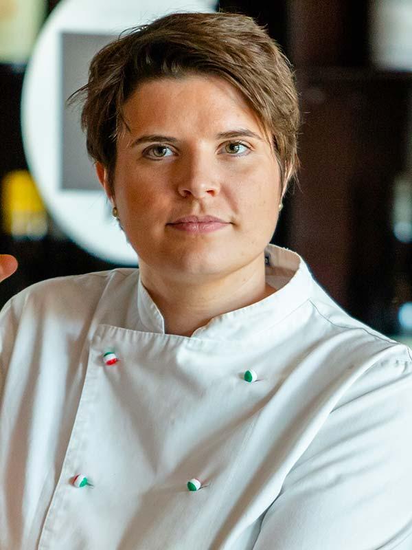 Serena Bergamo Chef Dime Bistrot Marghera